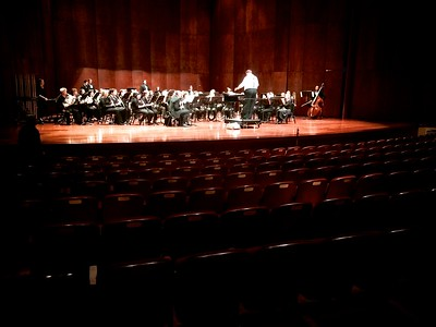 Symphonic Winds Orchestra with Timothy L. Ellison, Music Director and Conductor at Carol Ann Reichigut Concert Hall, Seton Hill University Performing Arts Center Audio Recorded by Rick Carlins