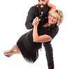 Celebrity Tara DeAguiar & Pro Nick Weber
