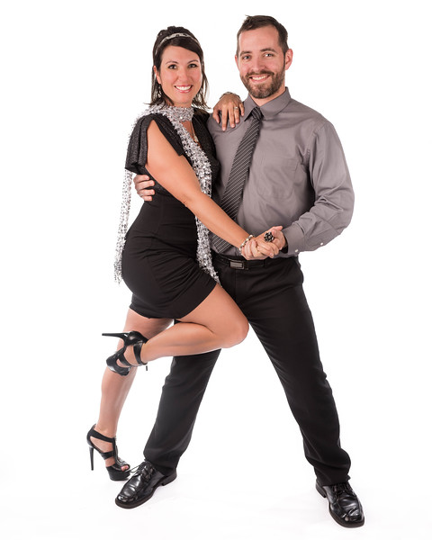 Celebrity Shawna VanDusen & Pro Tim Davis