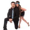 Celebrity Ricky Samayoa & Pro Alex Mazerolle