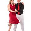 Celebrity Tammy Harris & Pro Sean Vespoli