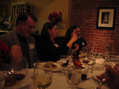 Seamus Moran, Susan Moran, Kim Cooper & Gregg Zehr