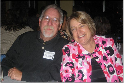 Terry Carson and Nancy Frishberg