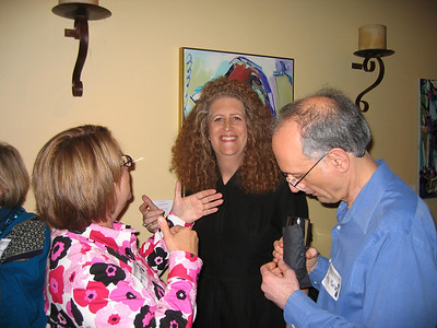 Nancy Frishberg, Robin, Jerry Morrison