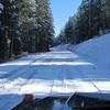 "5000 ft elevation - 4"" snow"