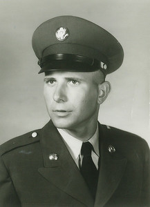 Bob. Basic training in Army Reserve in Fort Ord. 1958