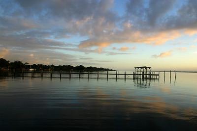 Merritt Island Sunset.