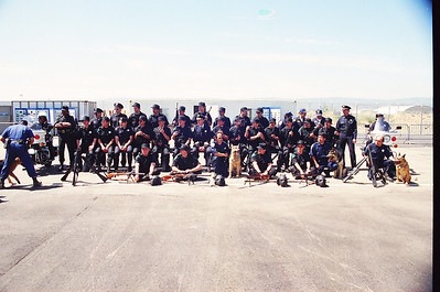 SFAPD TACTICAL / S.M.A.R.T. Unit