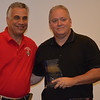 Asst. Chief Steve Krivjanik (Ret) 2012 Paramedic Lifetime Achevement Award,Presented at the  First There, First Care Conference