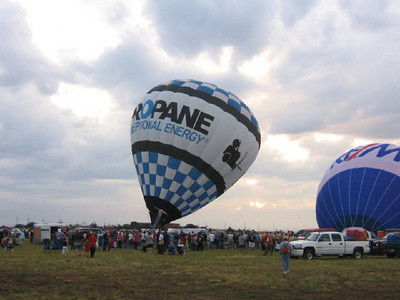 South Plains Balloon Roundup