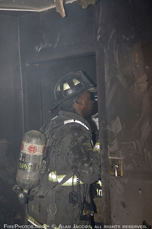 OVERHAUL: Still alarm 245 W. 107th St.