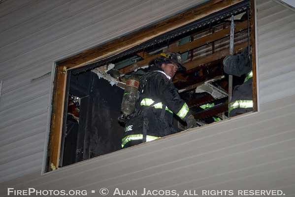 OVERHAUL: Still alarm 245 W. 107th