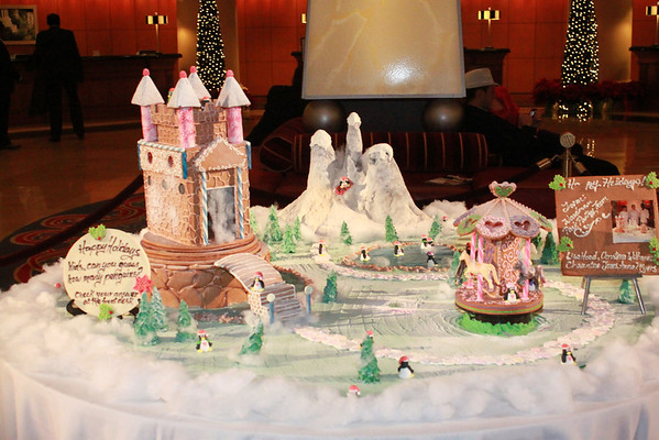 SRA Holiday Party at the Wardham Hotel, Washington DC