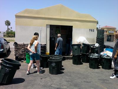 San Jacinto Recycle Center
