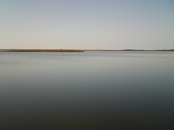 The Currituck Sound