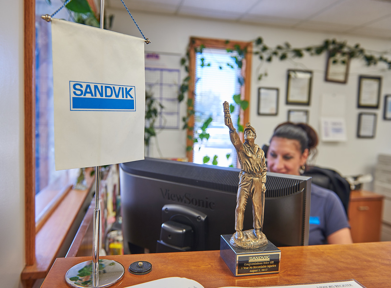 Sandvik Mining and Construction