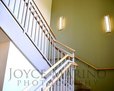 Stairwell in Calvert School, (LS) # DSC_7035