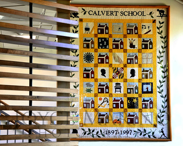 Wall hanging in Calvert School (LS), # DSC_7277