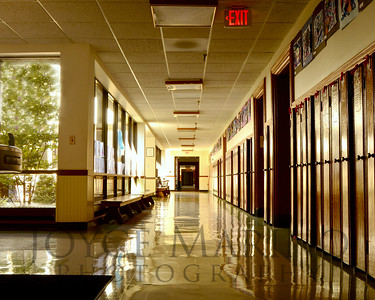 Hall in Calvert School (LS), # DSC_6839