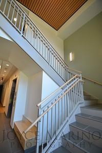 Stairwell in Calvert School, (LS) # DSC_7105