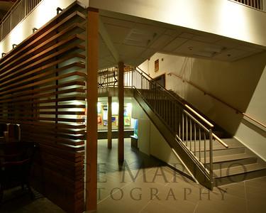 Stairwell in Calvert School, (LS) # DSC_8121