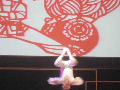 Chinese acrobatics