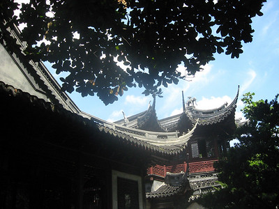 Views of the Huxinting Teahouse