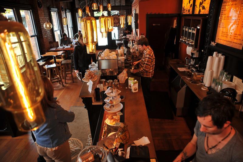 Cafe Fiore, Ballard, 2009