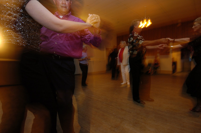 Ballroom dancing at the Grange. Admission:$5.