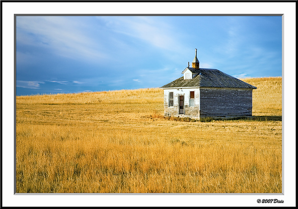 Montana scene