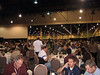5500 conference attendees all throwing down chow at the same time