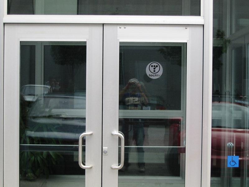 TechTV studios (now G4)
