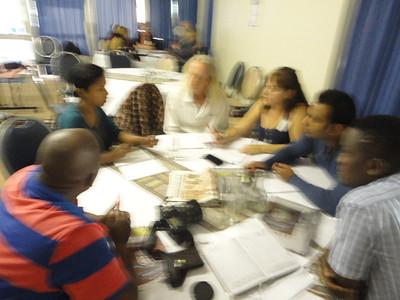 Durban trainees