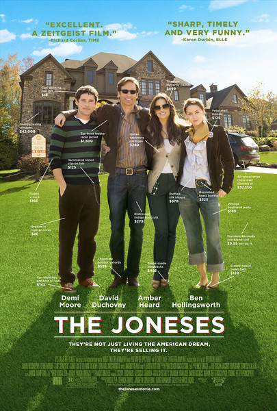 The Joneses movie poster