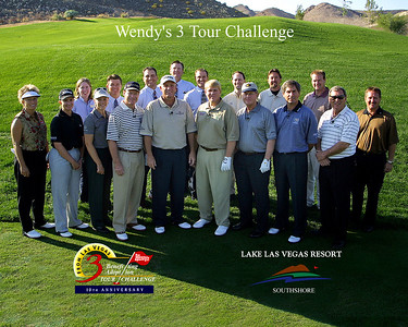 Wendy's 3 Tour Challenge.