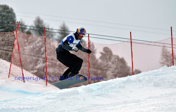World Cup SnowboardCross Qualifications 22 Janvier 2012