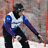 VEYSONNAZ, SWITZERLAND - JANUARY 21: Silver medalist Markus Schairer (AUT) in the FIS World Championship Snowboard Cross finals : January 21, 2012 in Veysonnaz Switzerland