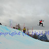 VEYSONNAZ, SWITZERLAND - JANUARY 21:  FIS World Championship Snowboard Cross finals : January 21, 2012 in Veysonnaz Switzerland
