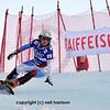Ladies Finalist Kohli-Maegert of Switzerland.
