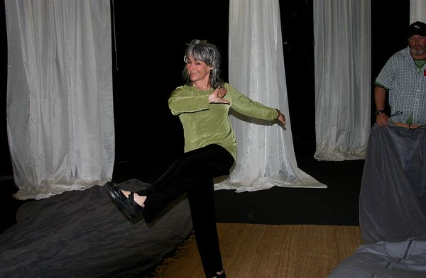 <font color = turquoise><b><font size = 4>Stephanie's Tai Chi for Enlighteners Video -</font></font></font>