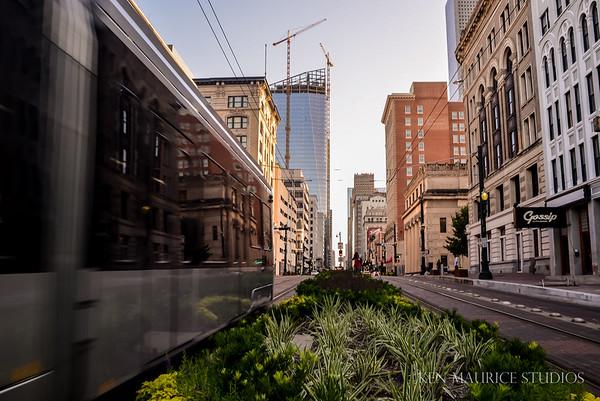 Streets of Houston