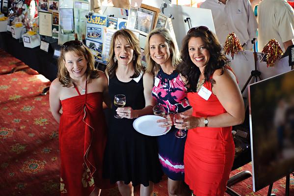 Brandy Gill, Kristen Hicks, Lisa Shonkwiler, Angie Platt