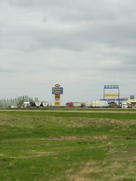 """I think I would also appreciate a """"Prairie Oasis"""" motel with a water slide after driving on the Trans-Canada Highway."""