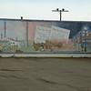 Mural on a Moose Jaw side street.