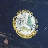 Saskatchewan fish + wildlife division logo.