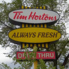 Tim Horton's: the fuel for all Canada.