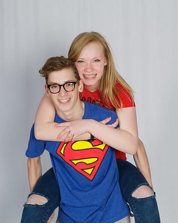 Superman Promo Pics