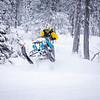 TCSAR snowmobile training-3450
