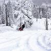 TCSAR snowmobile training-3556