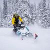 TCSAR snowmobile training-3455